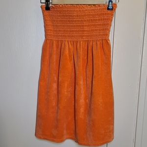 Juicy Couture Terry Cloth Tube Dress